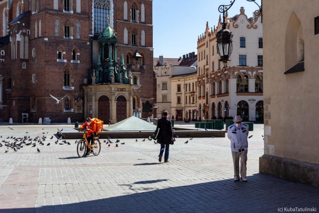 Rynekk Głowny Kraków